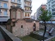 Церковь Спаса Преображения - Салоники (Θεσσαλονίκη) - Центральная Македония - Греция