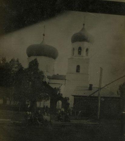 Церковь Александра Невского, Великий Двор