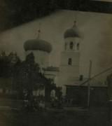 Церковь Александра Невского - Великий Двор - Талдомский городской округ и г. Дубна - Московская область