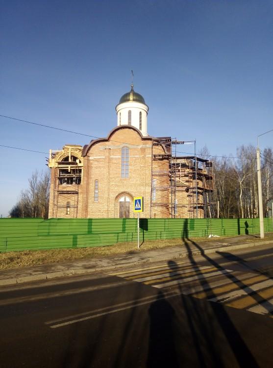 Церковь Сергия Радонежского, Смоленск
