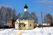 Церковь Космы и Дамиана (строящаяся) - Уни - Унинский район - Кировская область