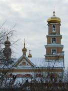 Тихвинский Богородицкий женский монастырь (новый). Церковь Всех Святых - Бузулук - Бузулукский район - Оренбургская область