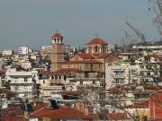 Церковь Харалампия и Христофора - Салоники (Θεσσαλονίκη) - Центральная Македония - Греция