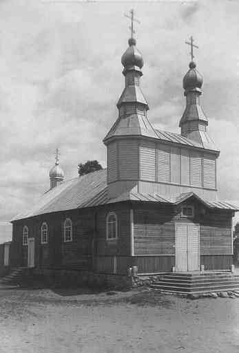 Церковь Покрова Пресвятой Богородицы, Жуков Борок