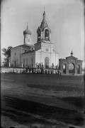Церковь Михаила Архангела - Большое Баландино - Сосновский район - Челябинская область