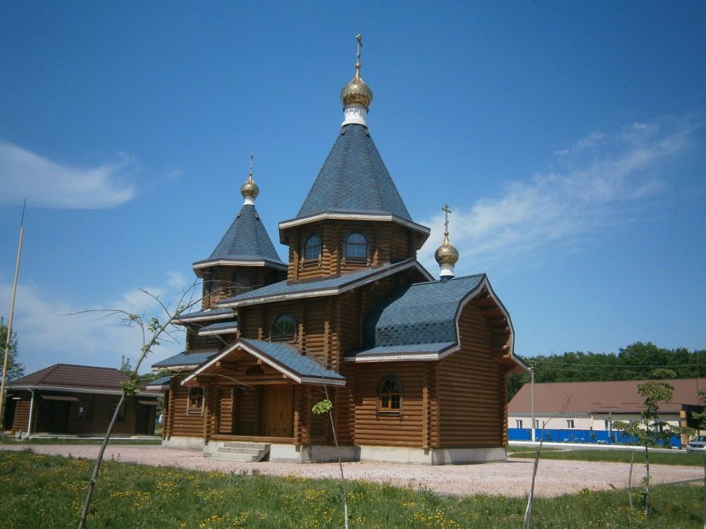 Церковь Серафима Саровского, Дружный