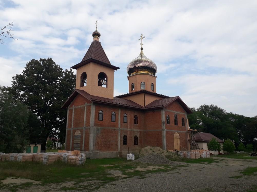 Церковь Рождества Пресвятой Богородицы, Пшехская
