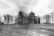 Церковь Покрова Пресвятой Богородицы - Замишево - Новозыбковский район и г. Новозыбков - Брянская область