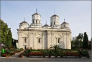 Яссы. Вознесенский Ясский монастырь. Церковь Вознесения Господня