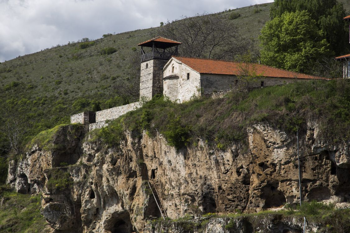 Прочие страны, Северная Македония, Зрзе. Монастырь Спаса Преображения, фотография. фасады