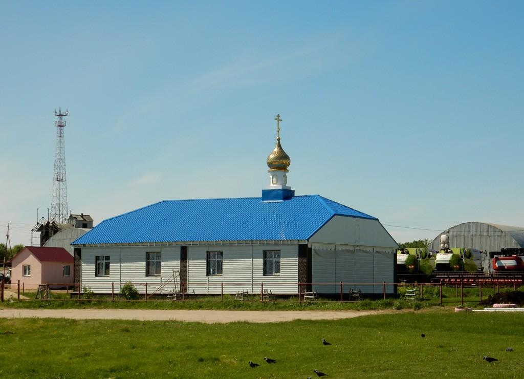 Церковь Успения Пресвятой Богородицы, Воротнее
