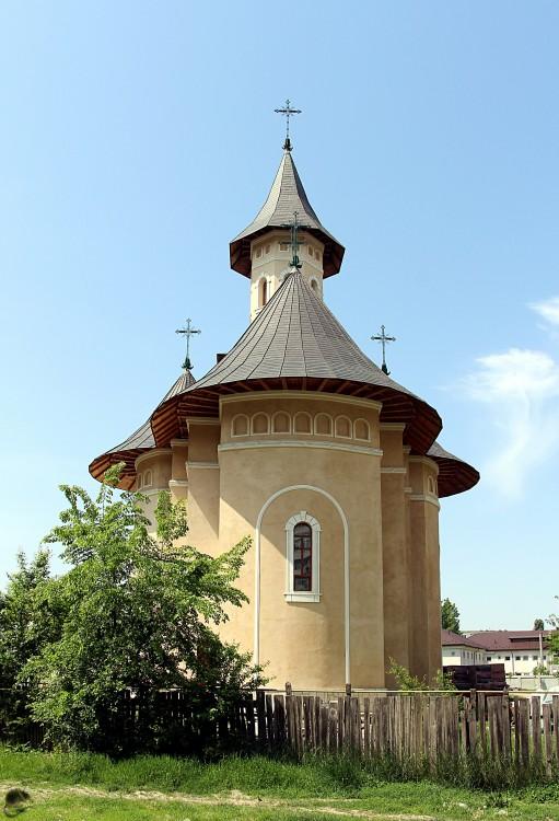 Церковь Фомы апостола, Яссы