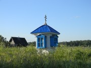 Романово. Владимирской иконы Божией Матери, часовня
