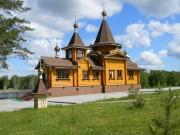 Церковь Сергия Радонежского - Добрица - Лухский район - Ивановская область