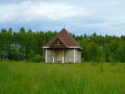 Неизвестная строящаяся часовня - Малахово - Верхнеландеховский район - Ивановская область