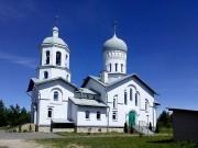 Церковь Богоявления Господня - Моложва - Печорский район - Псковская область