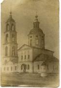 Церковь Троицы Живоначальной - Кинобол - Юрьев-Польский район - Владимирская область