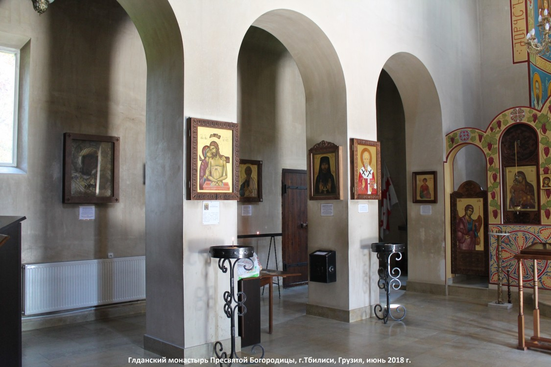 Глданский монастырь Рождества Пресвятой Богородицы, Тбилиси