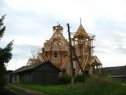 Церковь Троицы Живоначальной (строящаяся) - Кырчаны - Нолинский район - Кировская область
