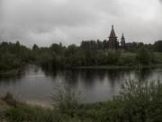 Церковь Воздвижения Креста Господня (строящаяся) - Савинский - Плесецкий район - Архангельская область