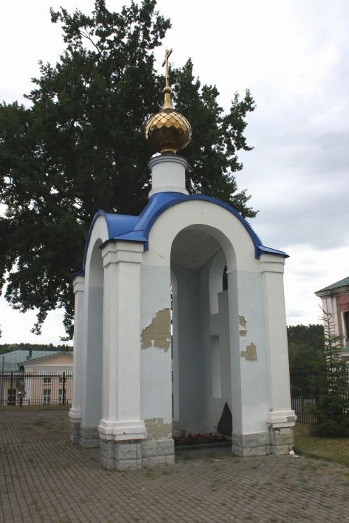 Тамбовская область, Тамбовский район, Тулиновка. Неизвестная часовня, фотография. фасады