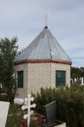 Неизвестная кладбищенская часовня - Клястицкое - Троицкий район и г. Троицк - Челябинская область