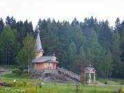 Церковь Александры Римской - Ниэмелянхови - Сортавальский район - Республика Карелия