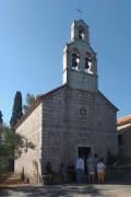 Церковь Перенесения мощей Стефана архидиакона - Свети-Стефан - Черногория - Прочие страны
