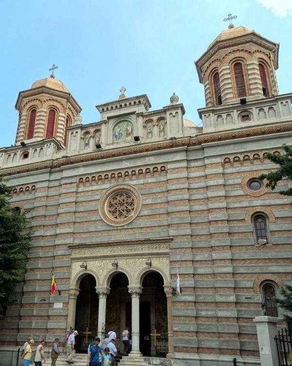 Румыния, Констанца, Констанца. Собор Петра и Павла, фотография.