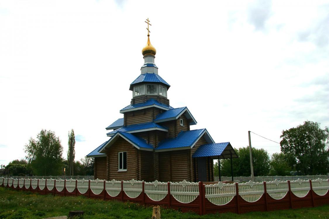 Церковь Покрова Пресвятой Богородицы, Сухие Гаи