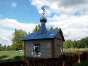 Неизвестная часовня на Ахтубинском кладбище - Нижнекамск - Нижнекамский район - Республика Татарстан