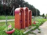 Неизвестная часовня на городском кладбище - Нижнекамск - Нижнекамский район - Республика Татарстан