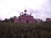 Бакуры. Сергия Радонежского (новая), церковь