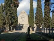 Неизвестная часовня-усыпальница - Салоники (Θεσσαλονίκη) - Центральная Македония - Греция