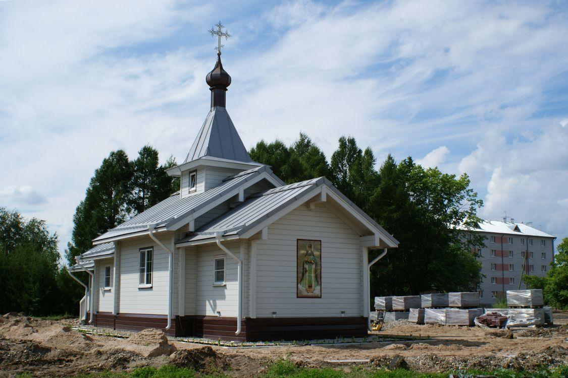 Церковь Иоанна Кронштадтского, Сокол