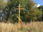 Церковь Богоявления Господня - Чавля - Мещовский район - Калужская область