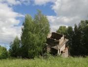 Церковь Александра Невского - Круг-Мазары, урочище - Кикнурский район - Кировская область