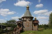 Церковь Кирилла и Мефодия - Светлый Луч - Калязинский район - Тверская область
