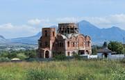 Церковь Константина и Елены (строящаяся) - Ессентукская - Предгорный район - Ставропольский край
