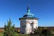 Неизвестная часовня - Мосеево - Тотемский район - Вологодская область