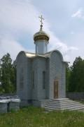 Часовня Антония Великого на кладбище - Далматово - Далматовский район - Курганская область