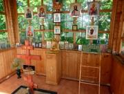 Часовня-усыпальница на могиле диакона Николая (Макиевского) - Сабурово - Сергиево-Посадский городской округ - Московская область