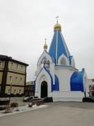 Церковь Георгия Победоносца при РВВДКУ (строящаяся) - Рязань - Рязань, город - Рязанская область