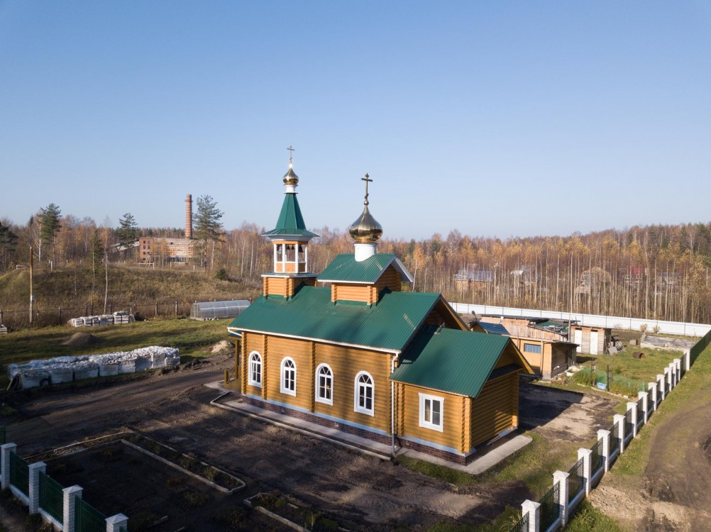 Церковь Серафима Саровского, Хохлово