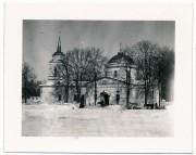 Букань. Казанской иконы Божией Матери (старая), церковь