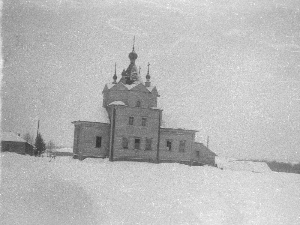 Церковь Димитрия Солунского, Кальи