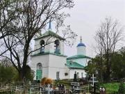 Церковь Спаса Преображения - Колпино - Печорский район - Псковская область