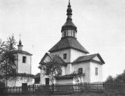 Пироговка. Покрова Пресвятой Богородицы, церковь