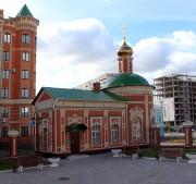 Часовня Александра Невского - Йошкар-Ола - Йошкар-Ола, город - Республика Марий Эл
