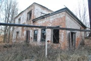 Церковь Трех Святителей - Ивицы - Одоевский район - Тульская область